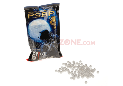 0.20g Perfect BB 1000rds White (G&G)
