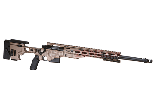 MS700 Bolt Action Sniper Rifle Desert (Ares)