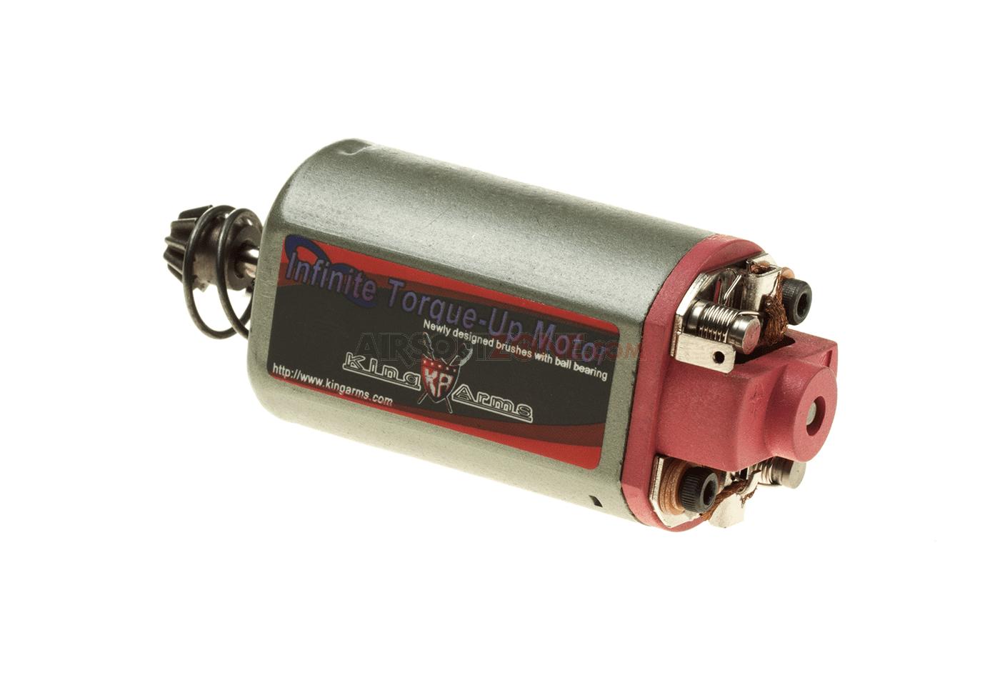 Infinite Torque Up Motor Short King Arms Motoren