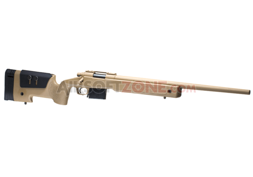 MCM 700X Bolt Action Sniper Rifle Desert (Ares)