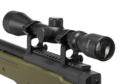 L96 Sniper Rifle Set Upgraded OD (Well)