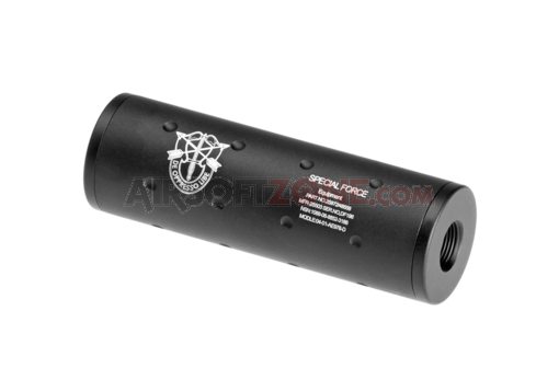 Special Forces Silencer CW/CCW Black (FMA)