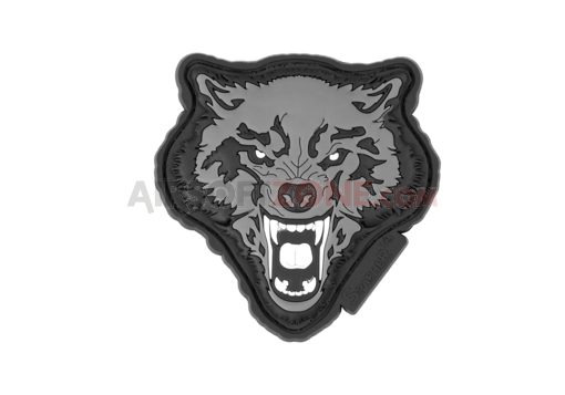 Wolf Rubber Patch SWAT (JTG)