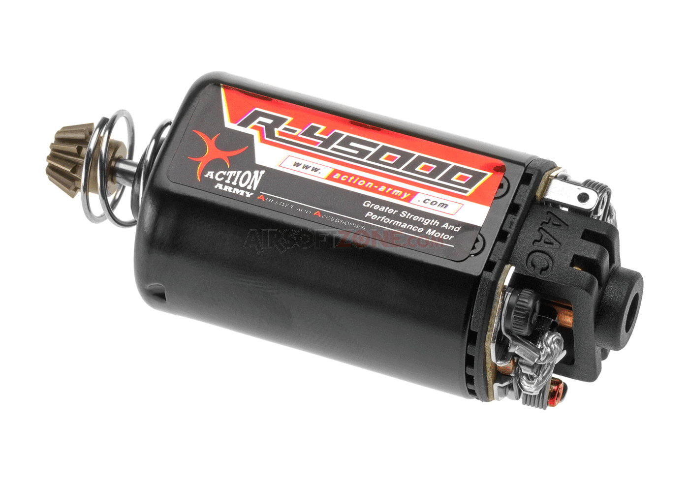 45000r Infinity Motor Short Axis Action Army Motoren