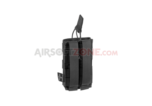 5.56 Single Direct Action Mag Pouch Black (Invader Gear)
