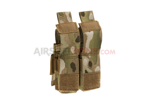 Direct Action Double Pistol Mag Pouch 9mm Multicam (Warrior)