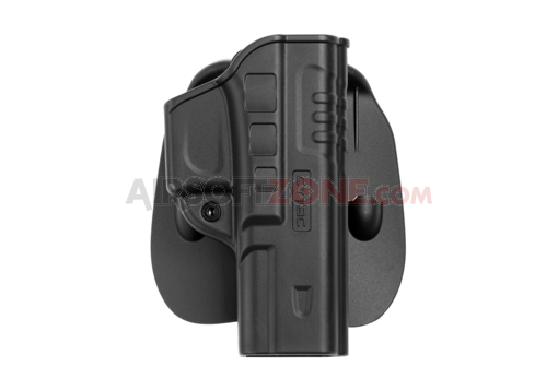 Fast Draw Holster für WE17 / KJW 17 Black (Cytac)