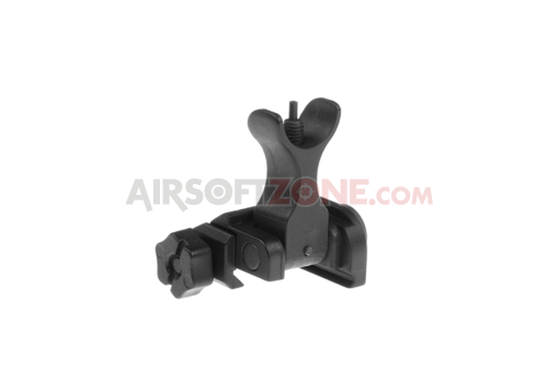 Folding Battle Sight Front Black (APS)