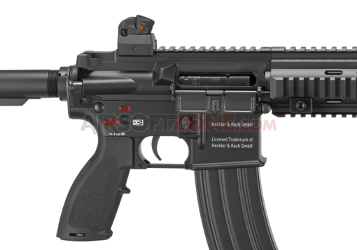 H&K HK416 D14.5RS V2 Mosfet Full Power Black (VFC)
