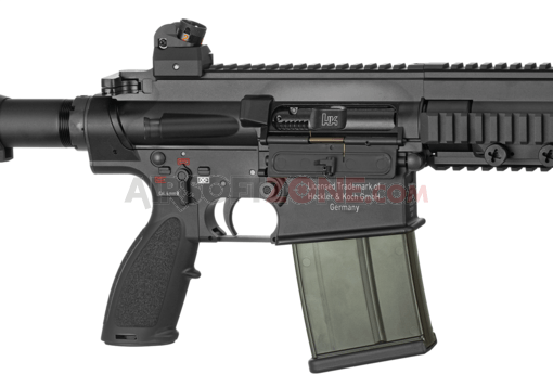 H&K HK417D Full Power GBR Black (VFC)