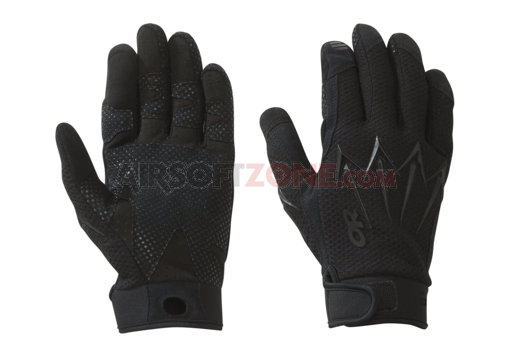 Halberd Gloves Black (Outdoor Research) S