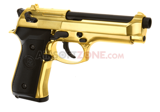M9 Full Metal GBB Gold (WE)