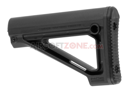 MOE Fixed Stock Com Spec Black (Magpul)