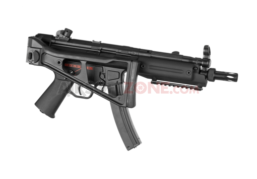 MP5 Folding Stock Black (G&G)