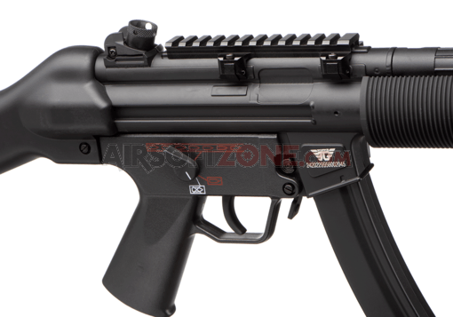 MP5 SD5 Full Metal Black (Jing Gong)