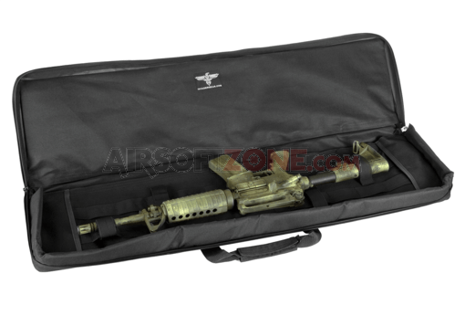 Padded Rifle Carrier 80cm Black (Invader Gear)