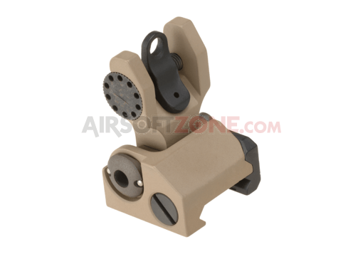 Rear Folding Sight Dark Earth (Metal)