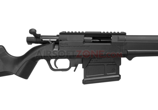 S1 Striker Bolt Action Sniper Rifle Black (Amoeba)