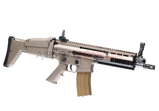 SCAR Open Bolt GBR Desert (WE)