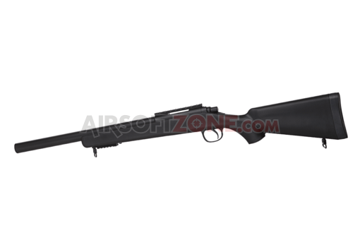 SR-1 Short Barrel Sniper Rifle Black (Well)