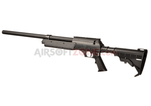 SR-2 Sniper Rifle Black (Well)