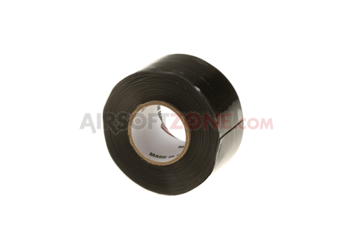 Self Fusing Silicone Tape 1 Inch x 10ft Black (Pro Tapes)