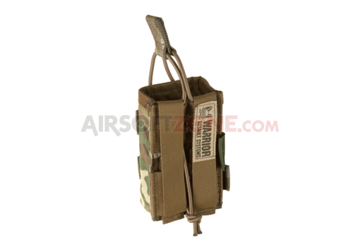 Single Open Mag Pouch AK 7.62mm Multicam (Warrior)
