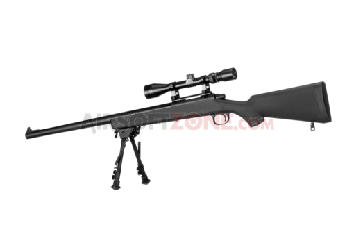 VSR-10 Bolt-Action Sniper Rifle Set (Snow Wolf)
